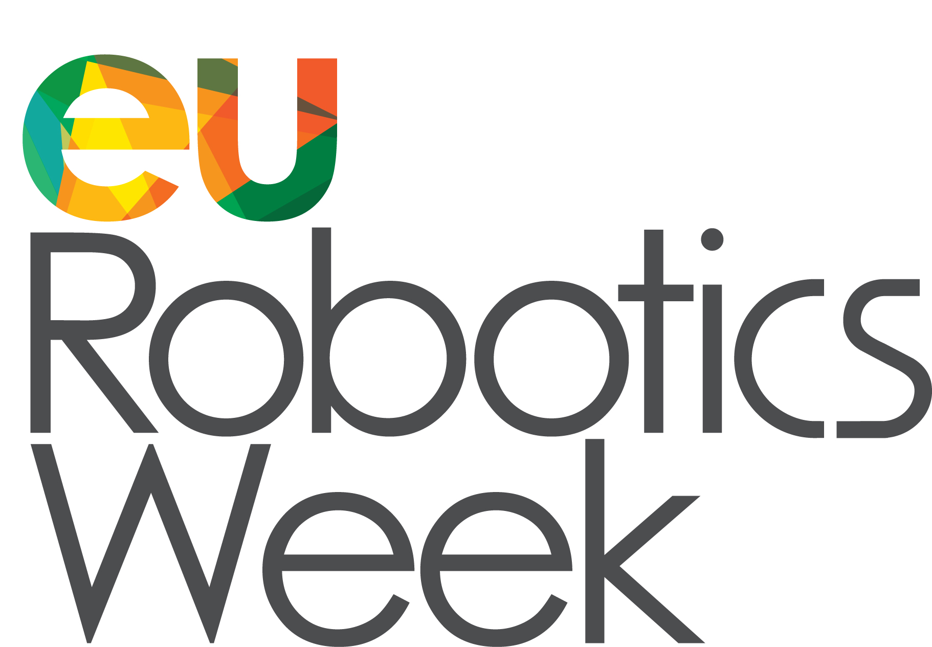 euRobotics week logo
